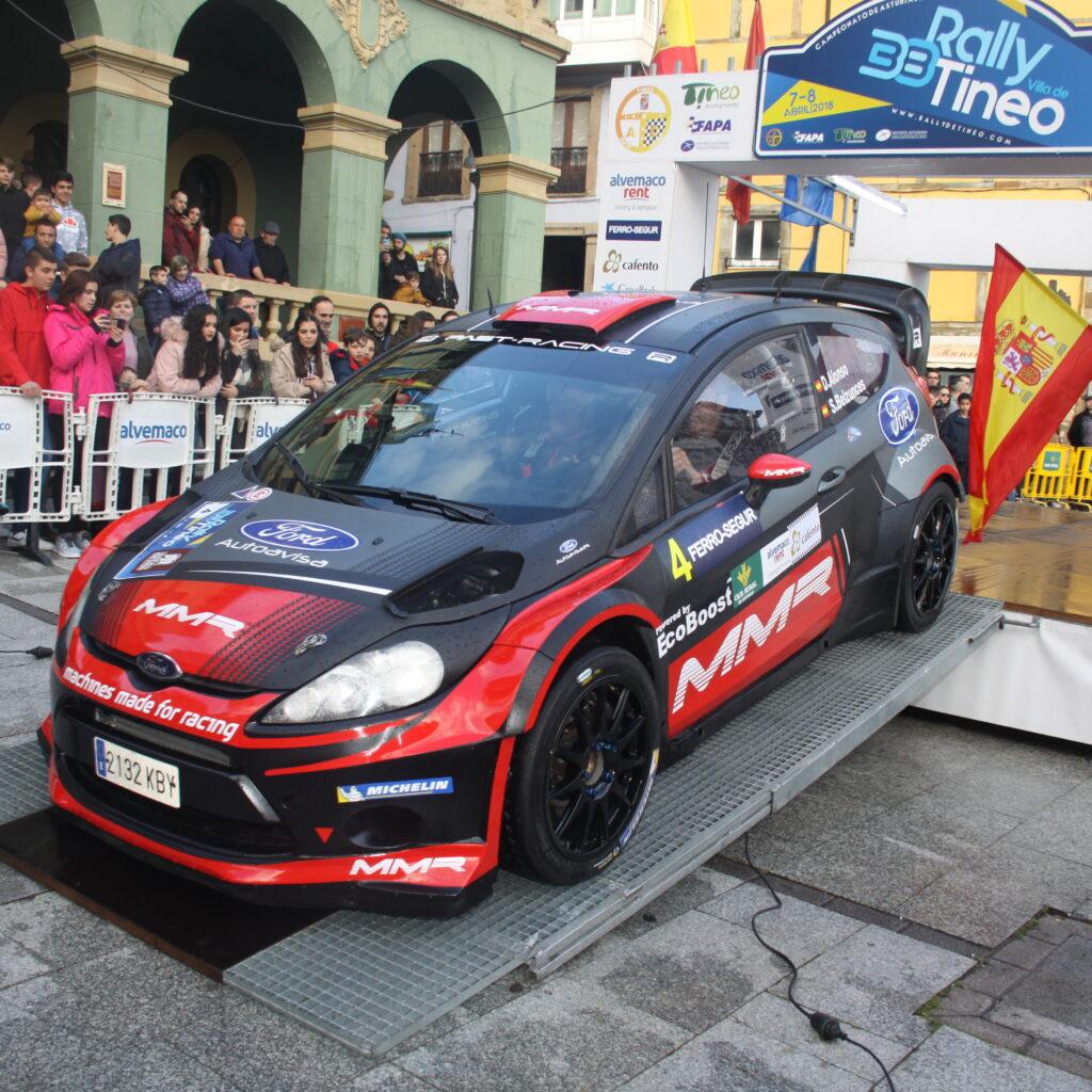Calendario provisional del Campeonato de Asturias de rallyes 2021