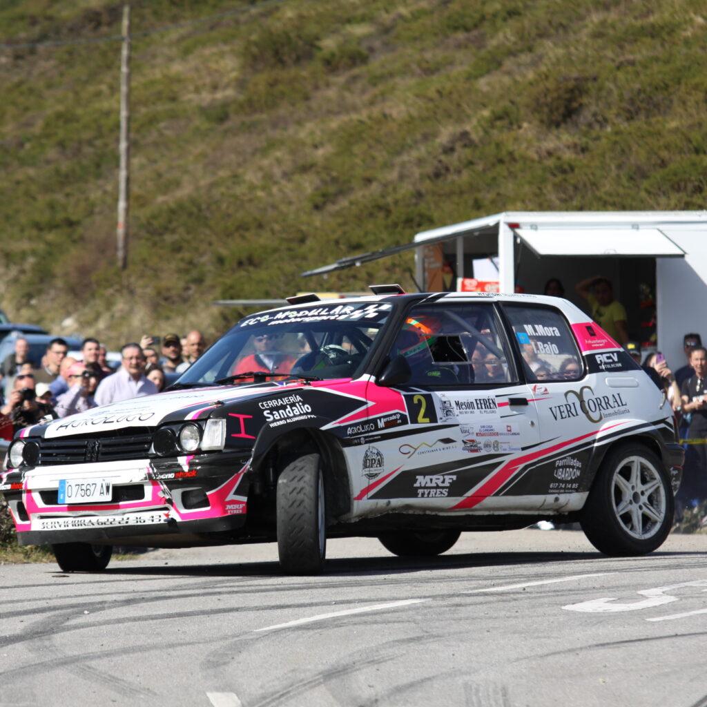 El 4º Rally La Espina, primera cita del Campeonato de Asturias de rallyes 2021, cancelado