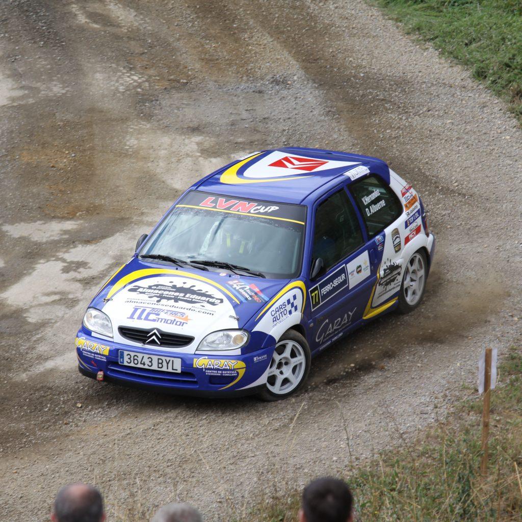 Las Copas protagonistas del Rally Villa de Tineo – Alvemaco