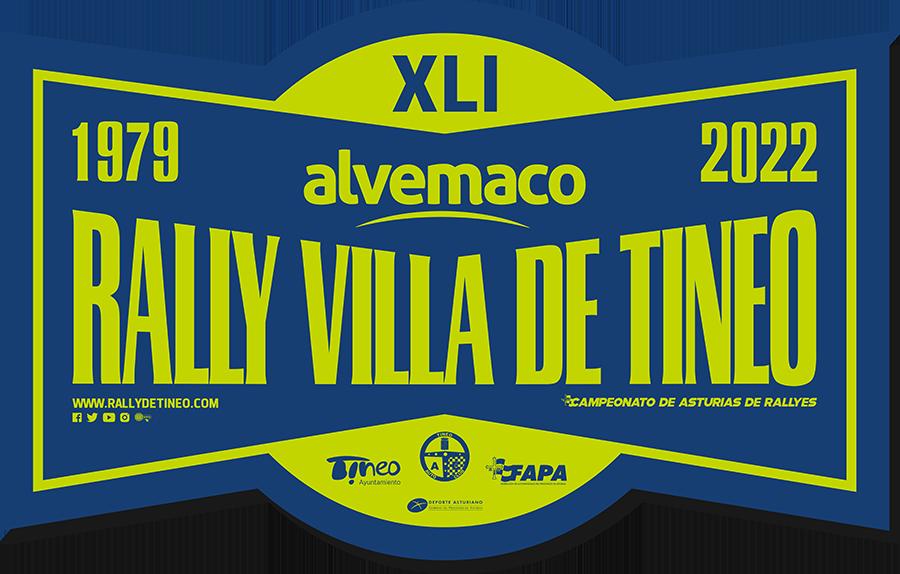 41º RALLY VILLA DE TINEO – ALVEMACO